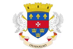 Saint Barthélemy Flag